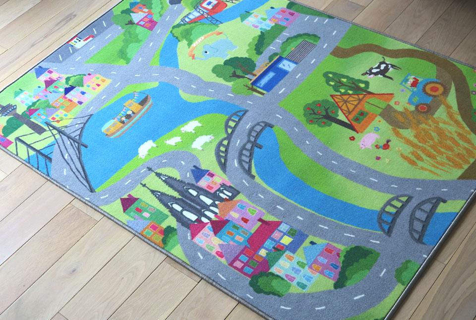 ganzer Teppich